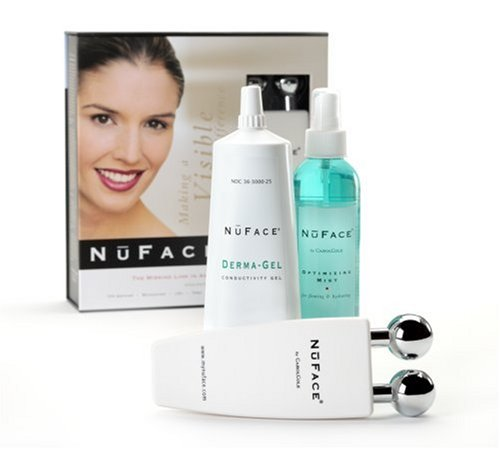 NuFace Microcurrent Toner for Lifting and Toning the Face