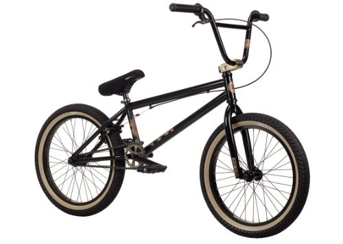 Kink 2014 Hittle Local Pro BMX Bike, Matte Black, Toptube: 21-Inch