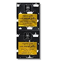 APIVITA Express Gold with Royal Jelly Masks 2 x 8ml