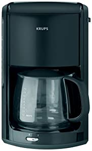 Aroma Electric Coffee Maker : Krups FMD144 Pro Aroma Filter Coffee Maker: Amazon.co.uk: Kitchen & Home