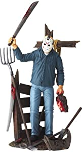 Friday the 13th Revoltech SciFi Super Poseable Action Figure Jason Voorhees