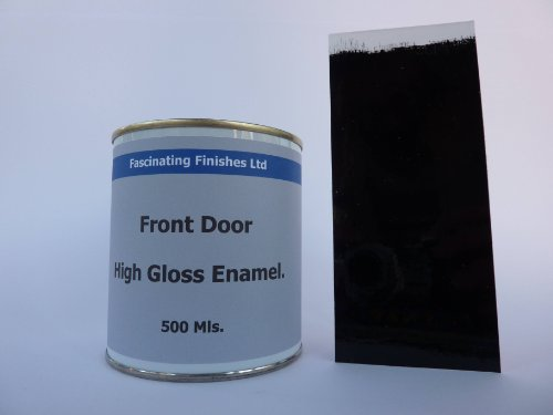 1-x-500ml-jet-black-high-gloss-front-garage-door-paint