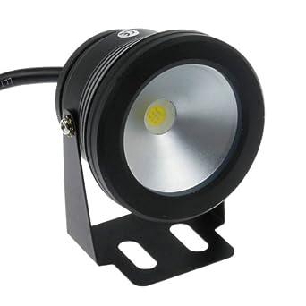 LED Bodeneinbaustrahler RUND 12cm 7W GU10 IP67 überfahrbar Bodenstrahler Leuchte