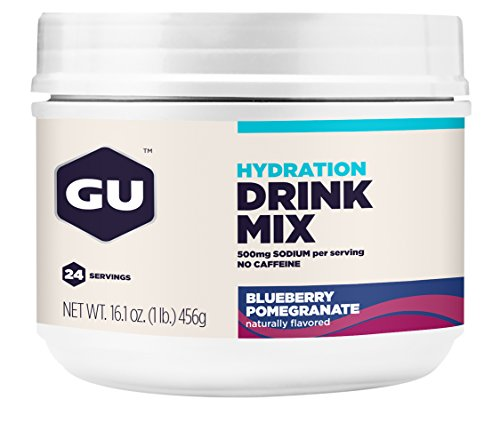 GU Hydration Drink Mix, Blueberry Pomegranate, 16.1 Ounce Canister (Powder Sports Drink Mix compare prices)