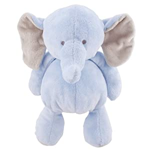 Carter's Plush Elephant, Blue from Carters
