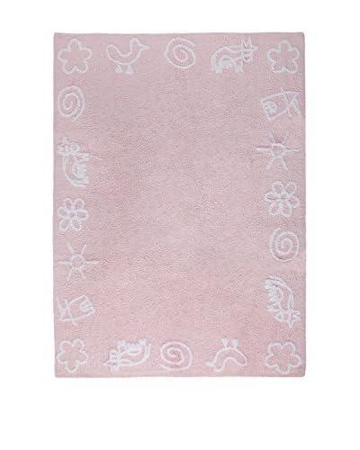 Happy Decor Kids Teppich rosa