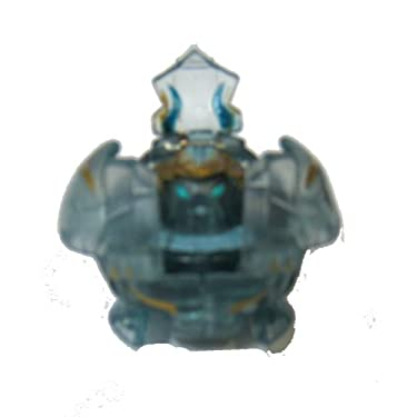 Bakugan Battle Brawlers Loose Grey Translucent Tigrerra 300g