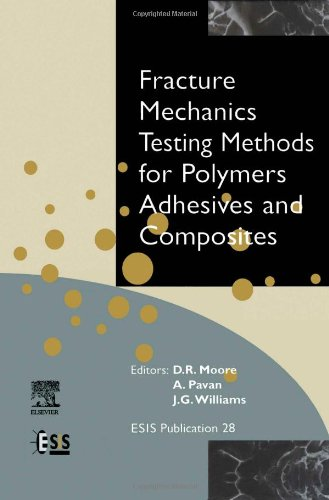Fracture Mechanics Testing Methods For Polymers, Adhesives And Composites, Volume 28 (European Structural Integrity Society)
