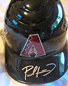 Paul Goldschmidt Arizona Diamondbacks Autographed Batting Helmet