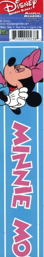 Disney Border Blocks Minnie Mouse