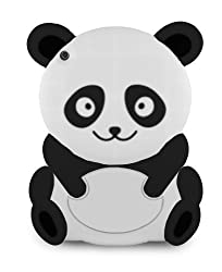 iConnect Kid Covers: Silicone Animal Case for iPad mini - Panda