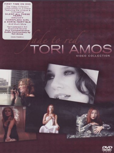 DVD : Tori Amos - Video Collection: Fade to Red (2 Disc)