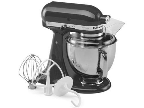 New Shopkitchenaid 5-Qt. Artisan Stand Mixer, Onyx Black