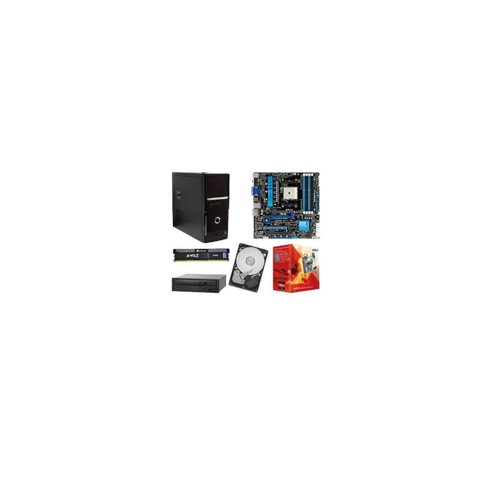 ASUS F1A75 M PRO AMD A8 Barebones Kit
