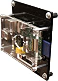 PCSL Brand - LCD Mount for Raspberry PI - Black / Clear - VESA 100 x 100 Standard, Case for your Raspberry Pi - FREE UK Delivery from Amazon