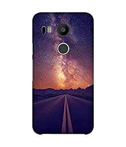 Starry Road LG Nexus 5X Case