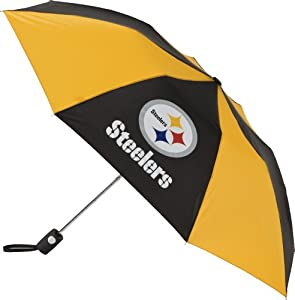 NFL Pittsburgh Steelers Auto Folding Umbrella