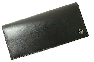 (ダンヒル)DUNHILL 長財布 ウェセックス 二つ折 (ブラック) L2R310A D-1232 [並行輸入品]