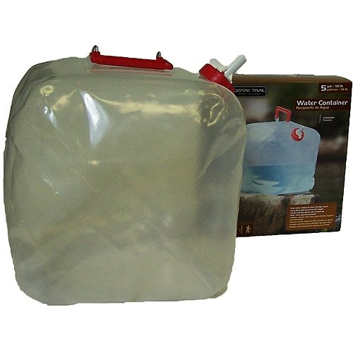 Ozark Trail Collapsible Water Carrier Spout 5 Gallon front-924960