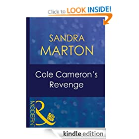 Cole Cameron's Revenge (Mills & Boon Modern) (Red-Hot Revenge - Book 6)