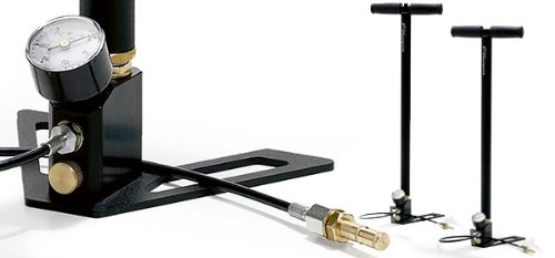 FX4 FX9004 Airguns 4 Stage Hand Stirrup Pump for Charging PCP .177 and .22 Air Rifles Airguns