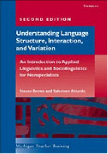Workbook for Understanding Language Structure,...