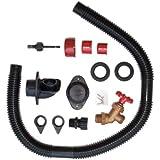 Earth Minded Rain Barrel Diverter and Parts Kit