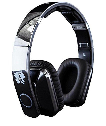 Life N Soul Be501-Co Bluetooth Headphones, Chrome