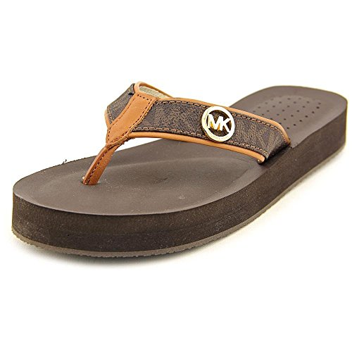 6cf3692ac33 Michael Kors Gage Women s Flip Flop Sandals - Import It All