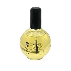 Creative Nail Solaroil Cuticle Oil, 2.3 Fluid Ounce