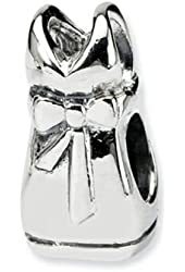 Reflections Sterling Silver Dress Bead / Charm