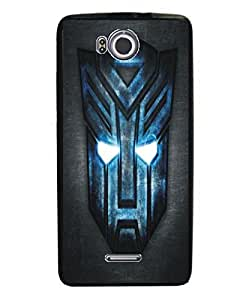 Techno Gadgets Back Cover for infocus m530