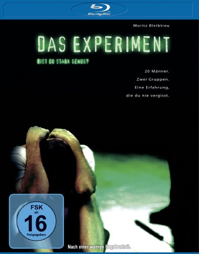 Das Experiment [Blu-ray]