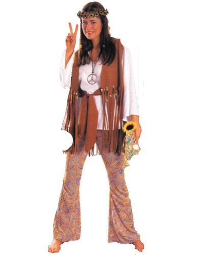 Hippie Love Child Adult Adult Womens Costume