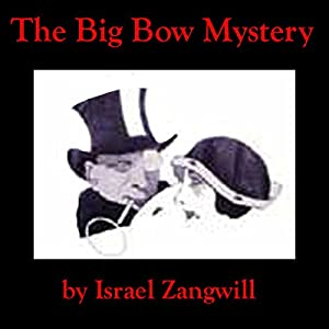 The Big Bow Mystery Audiobook