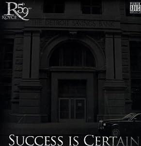 Success Is Certain [Explicit]