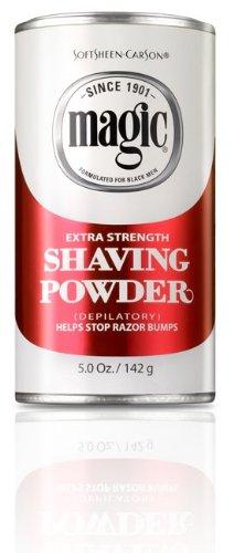 Magic Red Shaving Powder 133 ml Extra Strength Depilatory