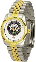 Navy Midshipmen Suntime Mens Executive Watch - NCAA College Athletics
