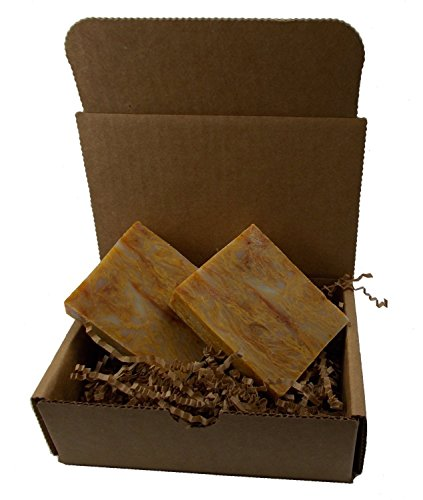 Autumn Apples Soap - Handmade, All Natural - Vegan / 2 Bars - 1