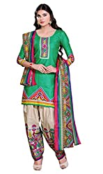 Glory Sarees Womean's Unstitch Dress Material dressy103
