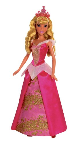 Disney Princess Sparkling Princess Sleeping Beauty Doll  2012 Picture