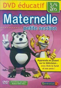 Maternelle Petite Section (dvd interactif)