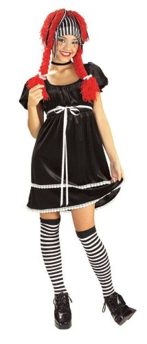 Rag Doll Teen Costume