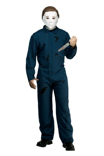 Paper Magic Men's Halloween Adult Michael Myers Costume