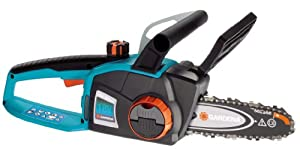Gardena 8865-U 8-Inch 18-Volt Lithium Ion Cordless Chain Saw at Sears.com