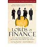 Image of [(Lords of Finance: 1929, the Great Depression, and the Bankers Who Broke the World )] [Author: Liaquat Ahamed] [Jan-2010]