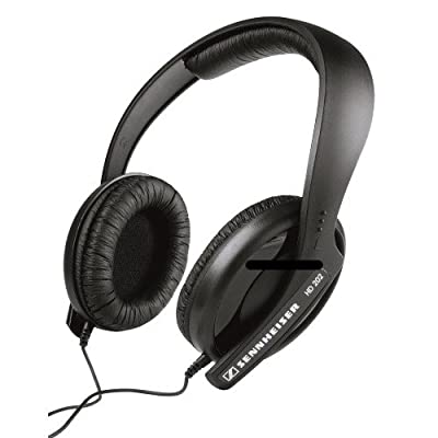 Sennheiser HD 202 Dynamic Headphones (Old Version)
