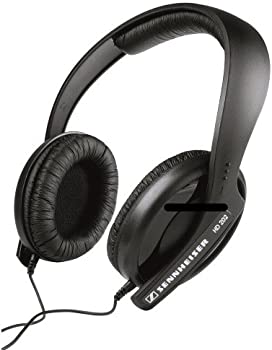 Sennheiser HD202 DJ Headphones