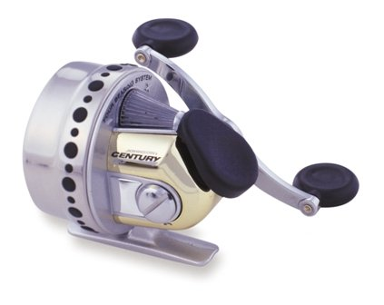 Johnson Century Gold Spincast Reel (100-Yard/8-Pound)