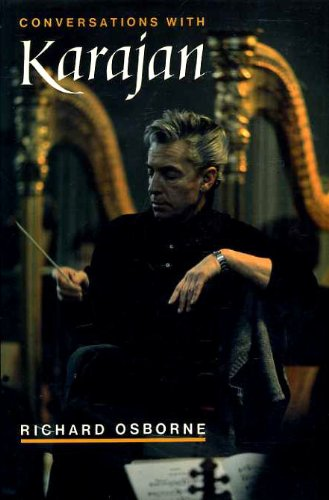 Conversations with Karajan